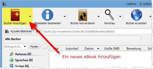 calibre-neues-ebook-hinzufuegen