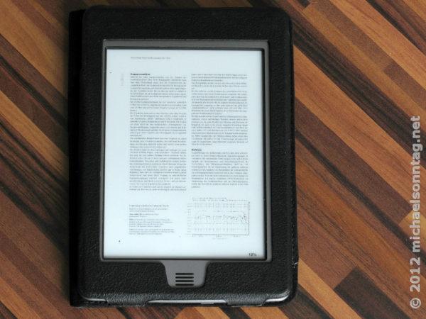 """""""Technik satt"""" als PDF im Hochformat"""