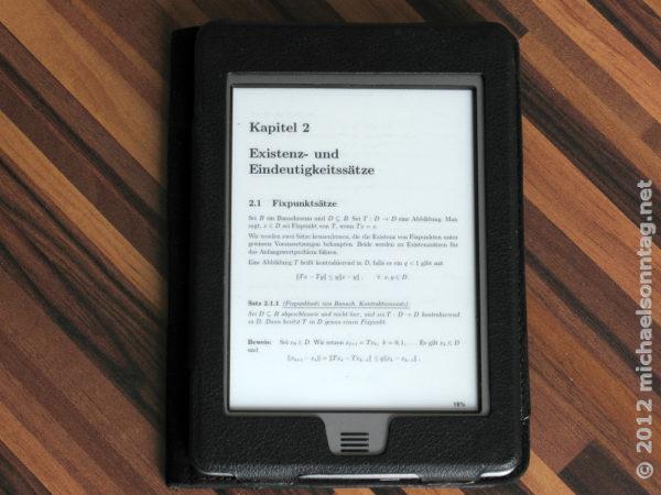 Vorlesungsskript als PDF im Hochformat