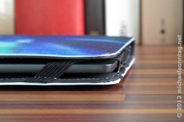 PocketBook 613 - casable Hülle seitliche Ansicht