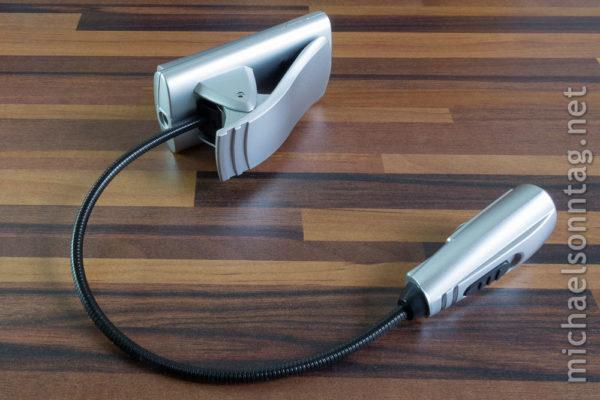 WEDO LED-Leselampe
