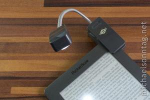 WEDO LED-Leselicht für eBook-Reader