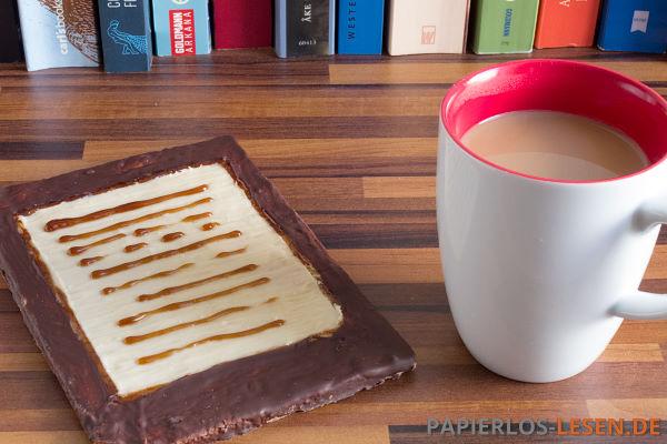 ChocoWhite - Tasse Kaffee
