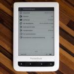 PocketBook622-Zeiteinstellungen