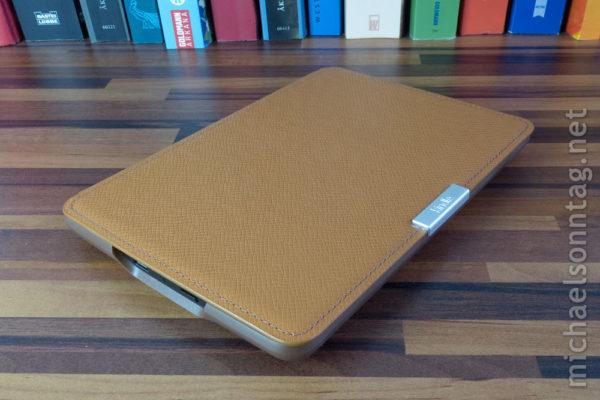 Kindle Paperwhite - Originalhülle geschlossen