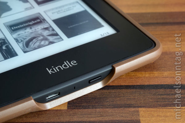 Kindle Paperwhite - in Originalhülle
