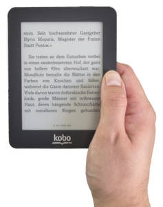 Kobo-Mini_in-der-Hand
