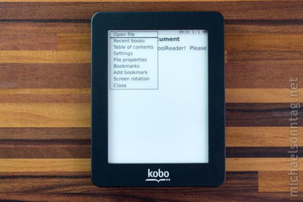 coolreader_auf_kobo_mini_menu