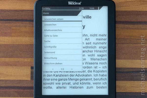 Trekstor_Pyrus_2_LED-Kontextmenue_im_eBook