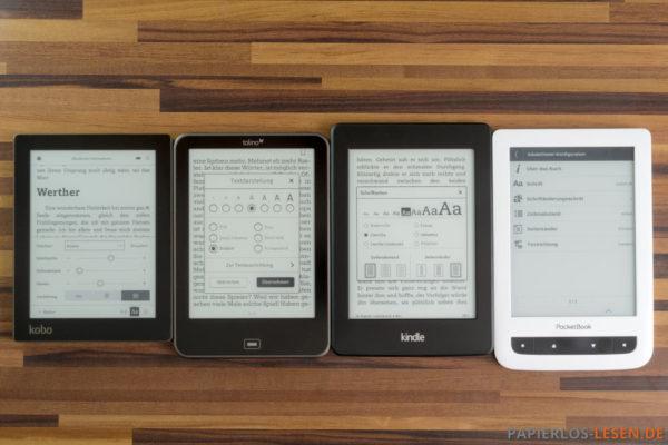 Schrifteinstellungen_Kobo-Aura_Tolino-Vision_Kindle-Paperwhite_PocketBook-Touch-Lux-2