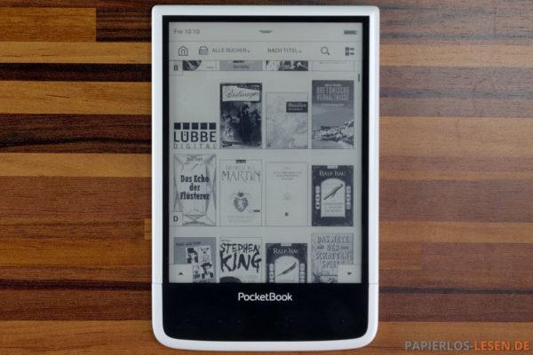 PocketBook-Ultra_Bibliothek-Coveransicht