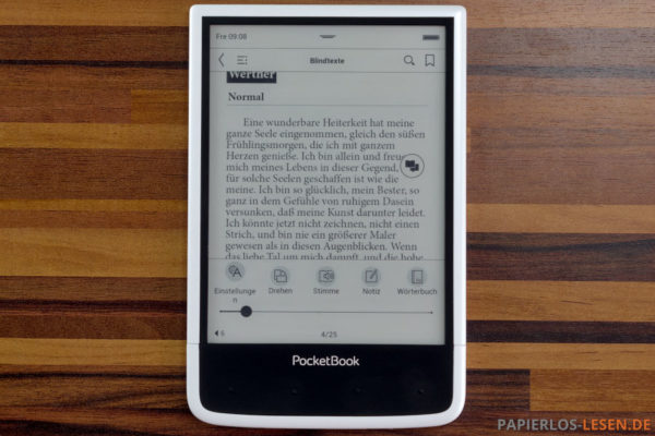 PocketBook-Ultra_eBook-Kontextmenue