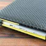 """PocketBook-Hülle """"Dots"""" - freiliegende Anschlüsse"""