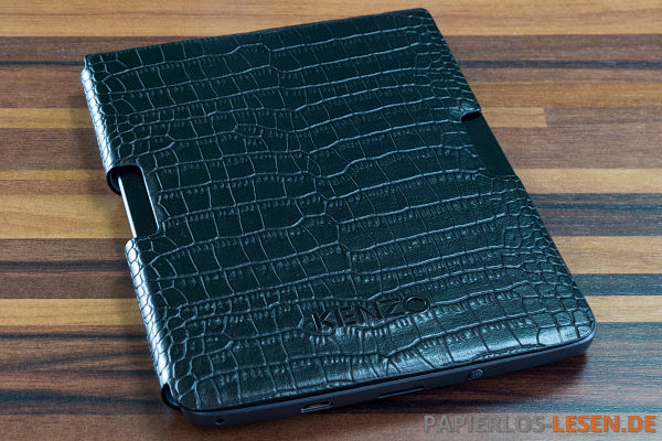 PocketBook Sense mit KENZO-Cover
