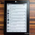 Icarus eXcel: Erweiterte Liste