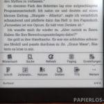 Icarus Excel: Allgemeine Bucheinstellungen