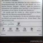 Icarus Excel: Notizen