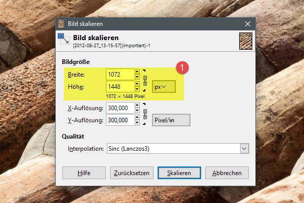 gimp-bild-skalieren-dialog