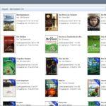 Adobe Digital Editions: Coveransicht