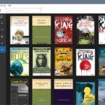 Kindle für PC: Coveransicht