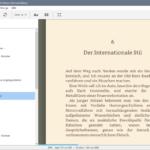 Kindle für PC: Inhaltsverzeichnis