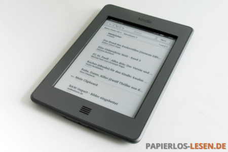 Alter Kindle ohne Update – So gehts weiter!