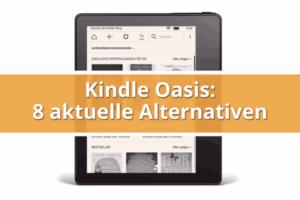 VoiceView: Neue Vorlesefunktion auf Kindle Paperwhite und
