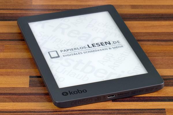Abbildung des Kobo Aura - Edition 2
