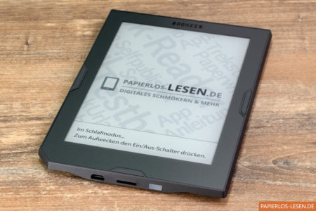 Testbericht: Cybook Muse Frontlight HD