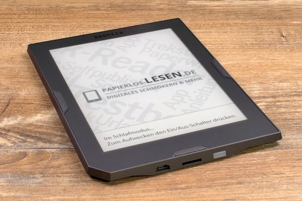 Abbildung des Bookeen Cybook Muse Frontlight HD