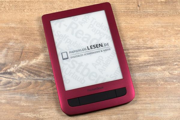 Abbildung des PocketBook Touch Lux 3