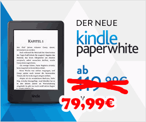 Kindle Paperwhite ab 79 €