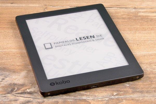 Abbildung des Kobo Aura H2O - Edition 2