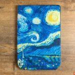 """Pocketbook """"Sternennacht"""": zugeklappt"""