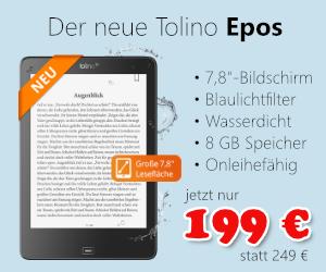 Tolino Epos für 199 €