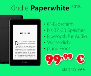 Kindle Paperwhite für 99,99 €
