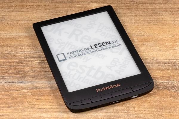 Abbildung des PocketBook Touch Lux 4