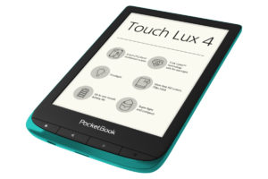 PocketBook Touch Lux 4 in emeraldgrün