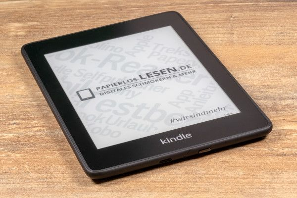 Abbildung des Amazon Kindle Paperwhite