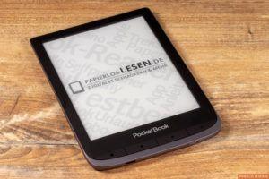 PocketBook Touch HD 3 in grau