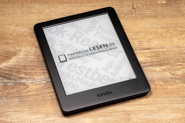 Abbildung des Amazon Kindle