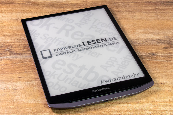 Abbildung des PocketBook  InkPad X
