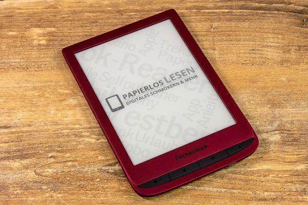 Abbildung des PocketBook Touch Lux 5