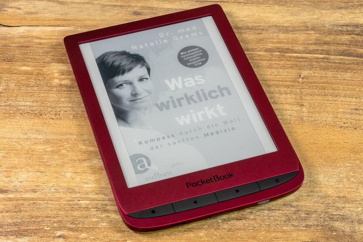 Der neue PocketBook Touch Lux 5 im Test  PAPIERLOS LESEN