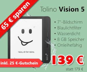 Tolino Vision 5 im Angebot