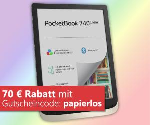 PocketBook Inkpad Color im Angebot