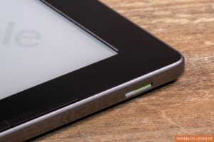 PocketBook Inkpad Lite: Eingelegte Micro-SD-Karte